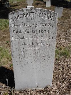Margaret <I>Thomas</I> Clark