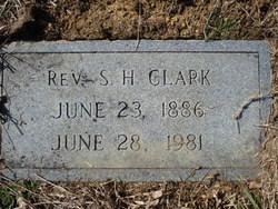 Rev Samuel Henry Clark