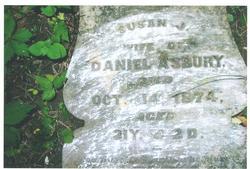 Susan Jane <I>Gardner</I> Asbury