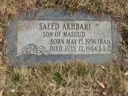 Saeed Akhbari