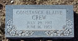 """Constance Elaine """"Doodle"""" <I>Patterson</I> Crew"""