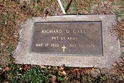 Richard D. Green
