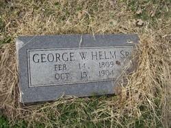 George Washington Helm, Sr