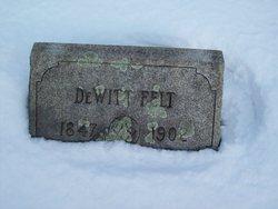 Dewitt Felt