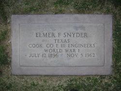 Elmer Franklin Snyder