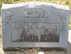 Ada Blackerby