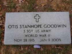 """Otis Stanhope """"Cooter"""" Goodwin"""