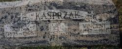 Anna <I>Tuchalski</I> Kasprzak