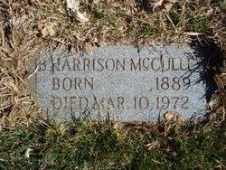 Benjamin Harrison McCulley