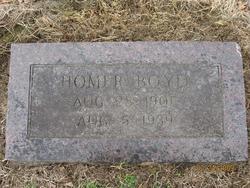 Homer Boyd
