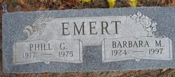 Phill G. Emert