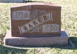 Mabel Catherine <I>Shaffer</I> Baker