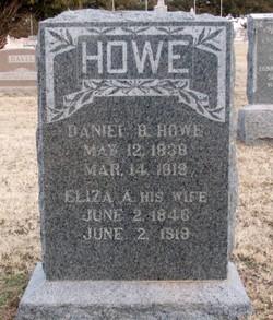 Daniel B. Howe