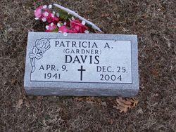 Patricia Ann <I>Gardner</I> Davis
