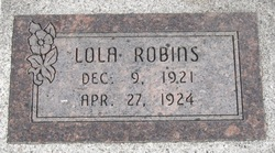 Lola Robins