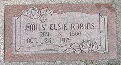 Emily Elsie <I>Sulston</I> Robins