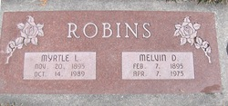Melvin Day Robins