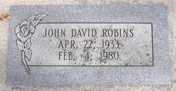 John David Robins