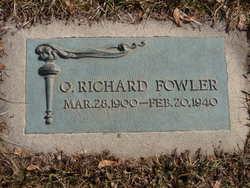 Orlan Richard Fowler