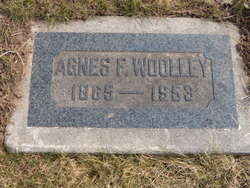 Agnes Browett <I>Forsyth</I> Woolley