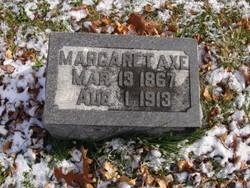Margaret <I>Ennis</I> Axe