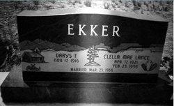 Darys Frederick Ekker