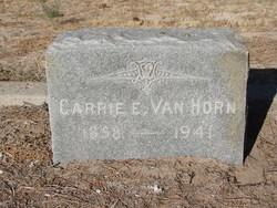 Carrie E Van Horn