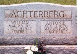 "Antonie ""Tonie"" <I>Gelven</I> Achterberg"