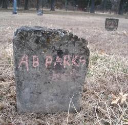 """Abraham B. """"Abe"""" Parks"""