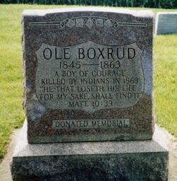 Ole Boxrud
