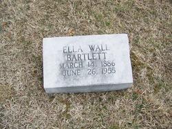 Ella Wirt <I>Wall</I> Bartlett