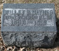 Willet S. Haynes