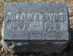 William Atwood Haynes