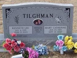 Kenneth Lee Tilghman (1922-2003) - Find A Grave Memorial