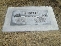 Marion Clyde Angell