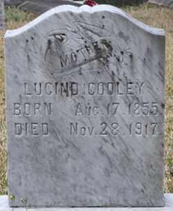 Lucinda <I>Alston</I> Cooley