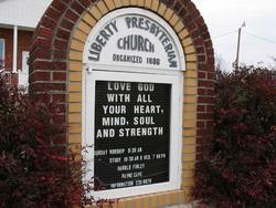Liberty Presbyterian Church Cemetery