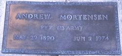 Andrew Mortensen