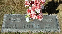 "Rebecca Elizabeth ""Lizzie"" <I>Hicks</I> Lofton"
