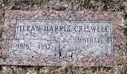 Ilean <I>Harris</I> Criswell