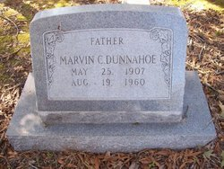 Marvin C Dunnahoe