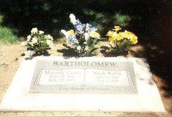 Noah Willis Bartholomew