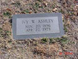 Ivy Webster Ashley