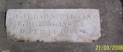Judson Heber Wilkins
