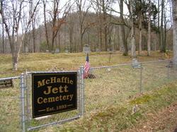 McHaffie Jett Cemetery