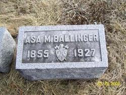 Asa M. Ballinger