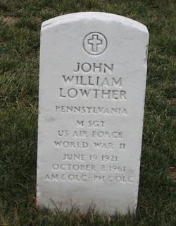 John W Lowther