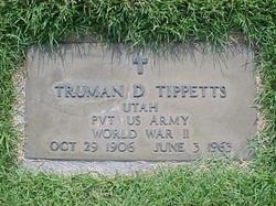 Truman Davenport Tippetts