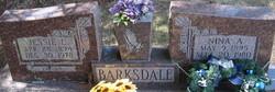 Nina Anna <I>Bowen</I> Barksdale