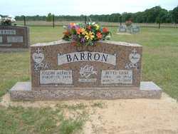 Betty Gene <I>Parker</I> Barron